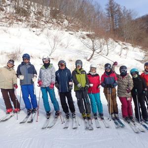 武尊スキーキャンプ ~1月3連休~