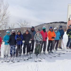 第二回武尊シニアスキーキャンプ
