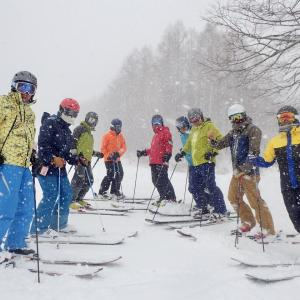 妙高シニアスキーキャンプ
