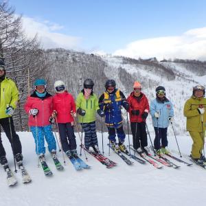第4回武尊シニアスキーキャンプ