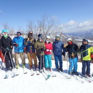 武尊スキーキャンプ ~3連休~