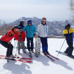 妙高スキーキャンプ
