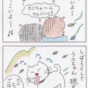 ウニちゃん、懐かしの想い出(その6)