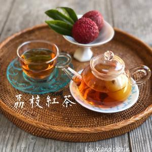 生ライチの茘枝紅茶