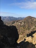 鈴鹿の山 釈迦ヶ岳