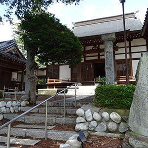 信毎でも紹介された、伊那・日蓮宗三澤寺の限定御首題を頂く