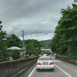 軽井沢、混んでます