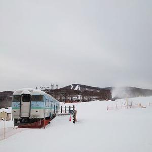 今シーズン初のブランシュたかやまスキーリゾートへ