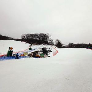 軽井沢、明日にかけ大雪になりそうです
