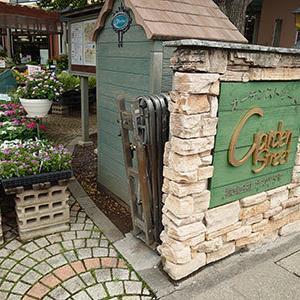 松本・ナカツタヤ「ガーデンストリート」