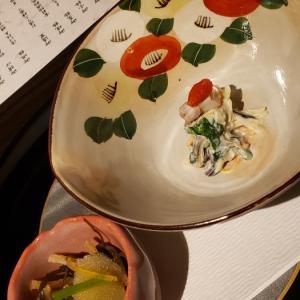 奈良ホテルで晩ご飯❗