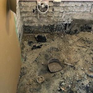 宜野湾市で浴室の改修工事