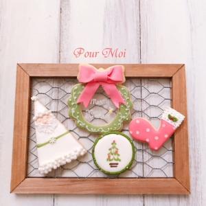 菓子製造業許可取得とアイシングクッキーの販売