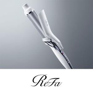 リファから待望の立体レア髪カールができる「カールアイロン」が発売となります!