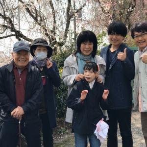 家族写真in東谷山