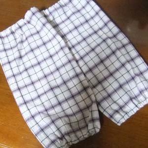 袖がぬれない、便利なアームカバー2枚完成