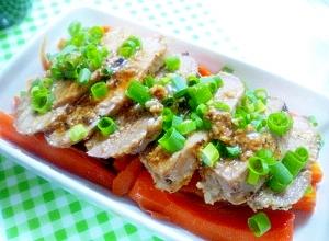 塩麹レシピ 豚ヘレ(ヒレ)