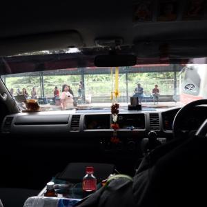 ドンムアン空港からパタヤへ