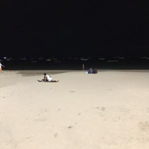 パタヤの海岸