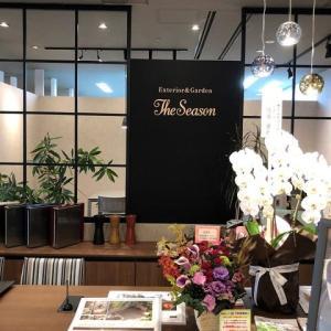 ザ・シーズン モザイクモール港北店さまのオープンにおじゃましました!