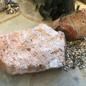 インパクト大!  アメリカ産の石