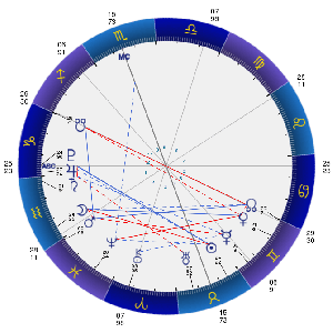 巨大な拡散力と破壊力を携えた下弦の月
