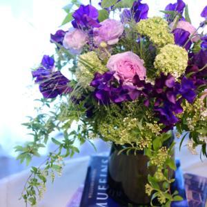 お花に癒される Floral Deco