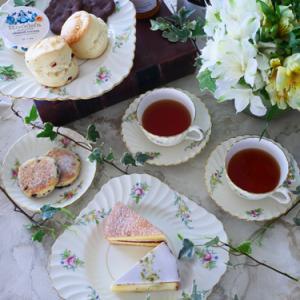 英国菓子 ヴィクトリアサンドウィッチ、レモンケーキ・・・