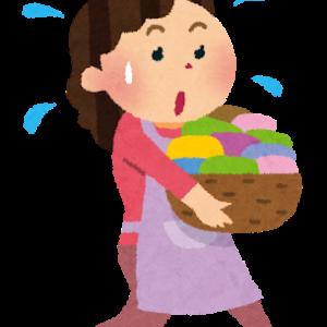 ○家事が滞るとき・・うまくやろうする前に、まず、エネルギー不足を受け入れる。