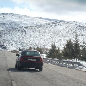 ヨルダン ~ペトラ遺跡とワディラムの旅~ (2)