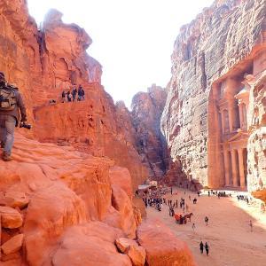 ヨルダン ~ペトラ遺跡とワディラムの旅~ (4)