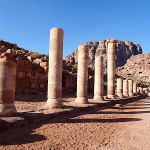 ヨルダン ~ペトラ遺跡とワディラムの旅~ (6)