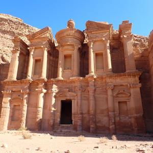 ヨルダン ~ペトラ遺跡とワディラムの旅~ (8)