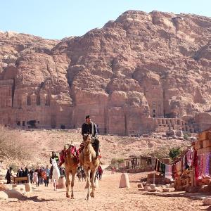 ヨルダン ~ペトラ遺跡とワディラムの旅~ (9)