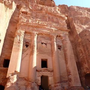 ヨルダン ~ペトラ遺跡とワディラムの旅~ (10)