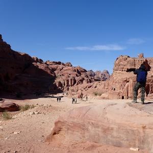 ヨルダン ~ペトラ遺跡とワディラムの旅~ (11)