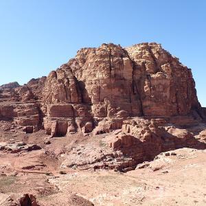 ヨルダン ~ペトラ遺跡とワディラムの旅~ (15)
