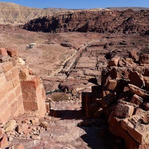 ヨルダン ~ペトラ遺跡とワディラムの旅~ (16)