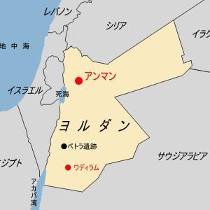 ヨルダン ~ペトラ遺跡とワディラムの旅~ (17)