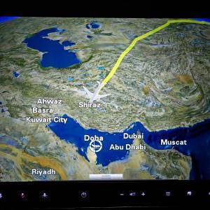 カタール航空に搭乗(2) 【2020年1月】
