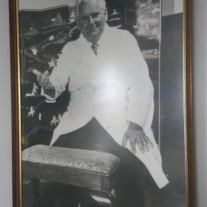 世界的なスピリチュアル・ヒーラー ハリー・エドワーズ氏