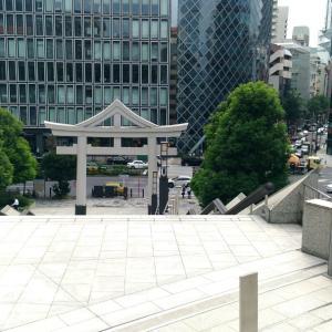 猿田彦神社さん(赤坂)