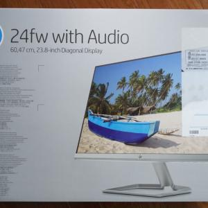 PCモニター(HP 24fw with Audio) AMD freesync設定方法