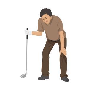 ゴルフで緩めるスイングはない