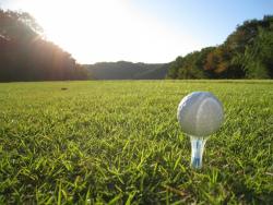 ゴルフの秋