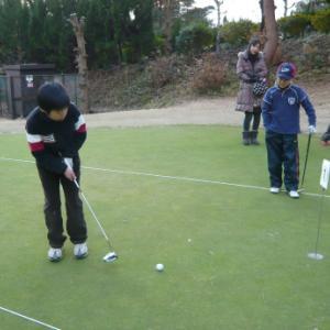 ゴルフ上達への道7