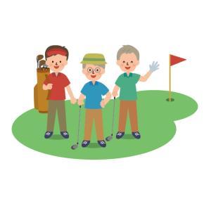 ゴルファーの多様性