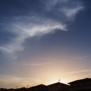 今日の空 5/25晴れ