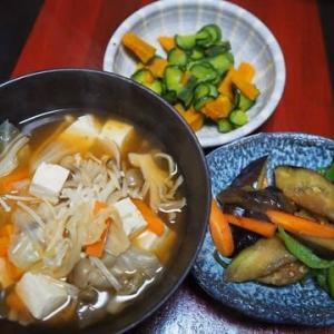 キムチ鍋風スープ