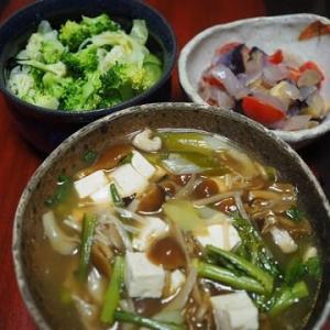 辛すっぱ味好き・酸辣湯スープ